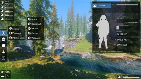 download theme windows 7 gun gale online gun gale online rainmeter vista ver 012 by oltdelete on