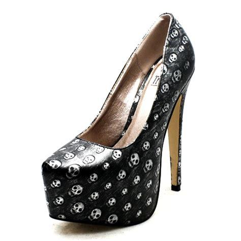 High Heels Murah Ad 19 Terbaru womens mega platform killer high heel court shoes ebay