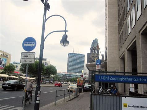 bahnhof zoologischer garten europa center berlin am kurf 252 rstendamm reisebericht fotos urlaub