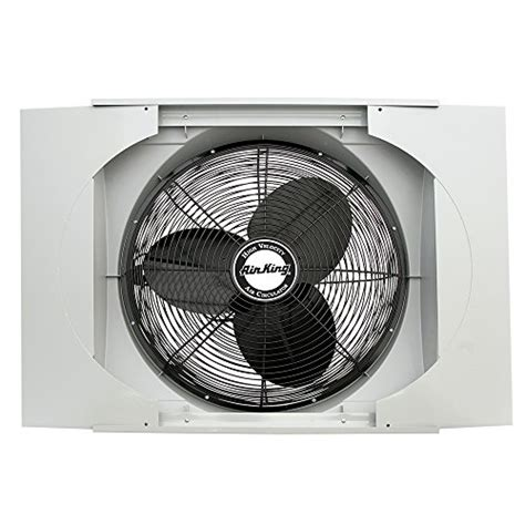 whole house window fan airking 9166 20 quot whole house window fan new 46013380203 ebay