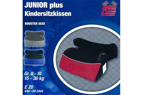 Kindersitz Auto 2 Punkt Gurt by Auto Kindersitz F 252 R 3 Punkt Gurt Junior Plus Schwarz
