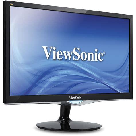 viewsonic vx2252mh 22 quot hd led display vx2252mh b h