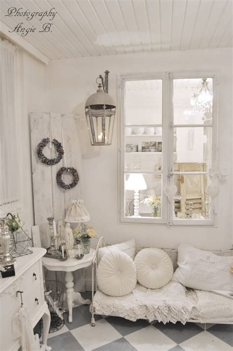 White Shabby Chic Living Room Furniture Shabby Chic Living Room Ideas