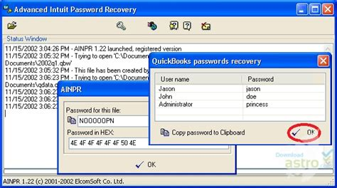 password reset tool intuit advanced intuit password recovery latest version 2016