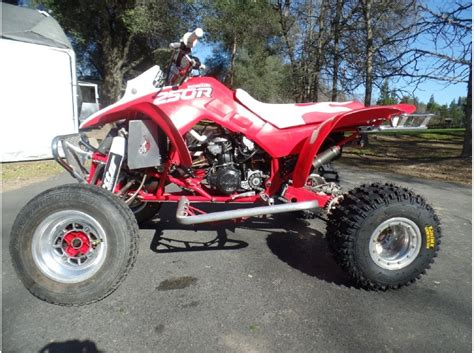 honda 250r craigslist 1989 honda trx 250r motorcycles for sale