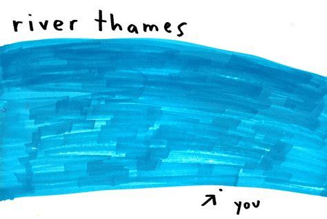 thames river jokes english drawings an artist s year of independent study
