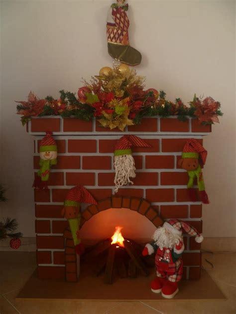 chimenea de navidad navidad navidad adornos y decoraci 243 n de navidad