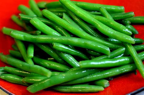blanch green beans for salad white gold