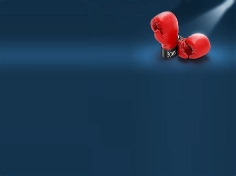 sports ppt background boxing backgrounds wallpapers wallpapersafari