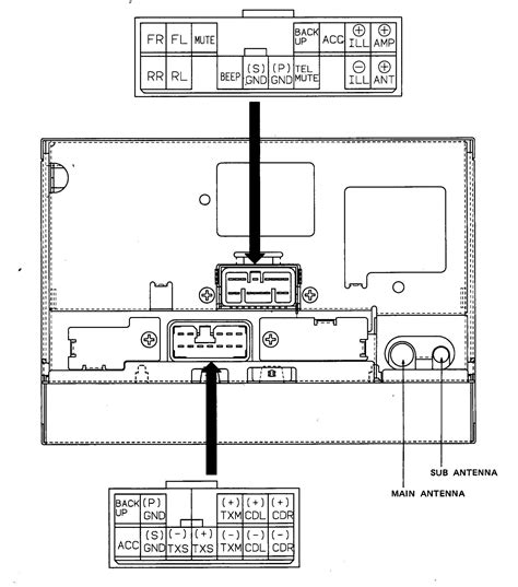 wiring diagram for bose car stereo 34 wiring diagram