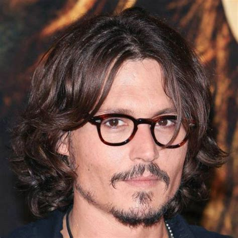 Johnny Depp Hairstyle by Johnny Depp Hairstyles