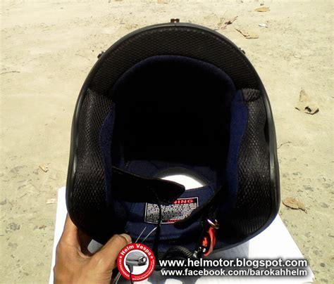 Helm Standart Retro Kaca Bogo Ori helm bogo helm vespa