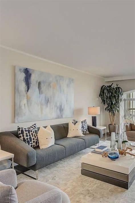 neutral living room decor ideas modern furniture