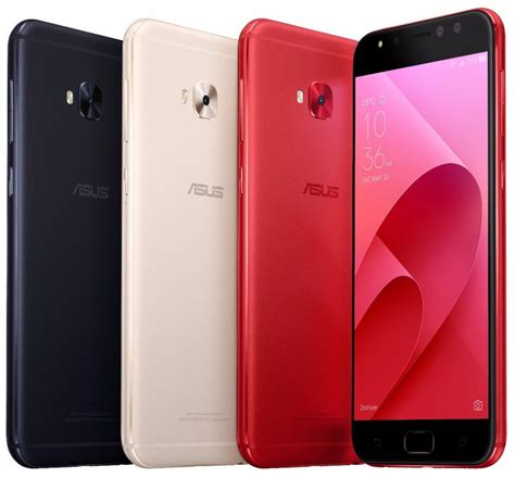 Headset Asus Zenfone Selfie asus zenfone 4 selfie and selfie pro launched in india