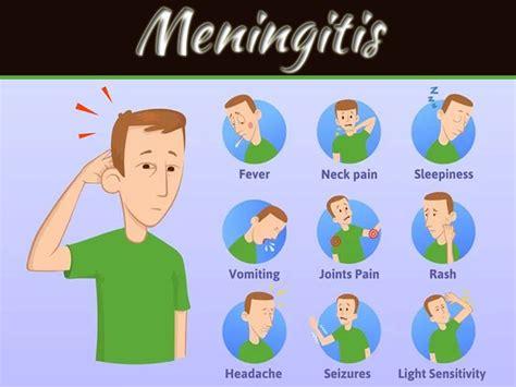 meningitis    spreads meningitis