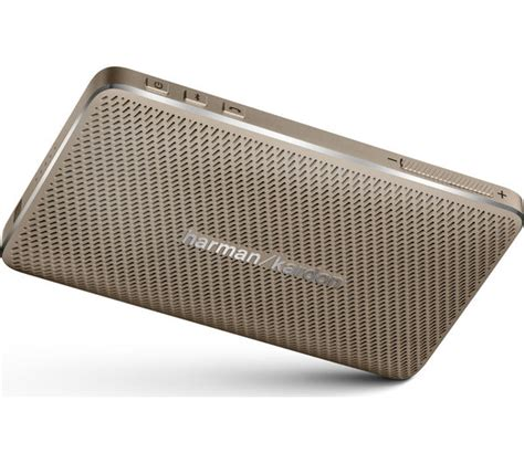 Speaker Esquire Mini harman kardon esquire mini portable wireless speaker gold deals pc world