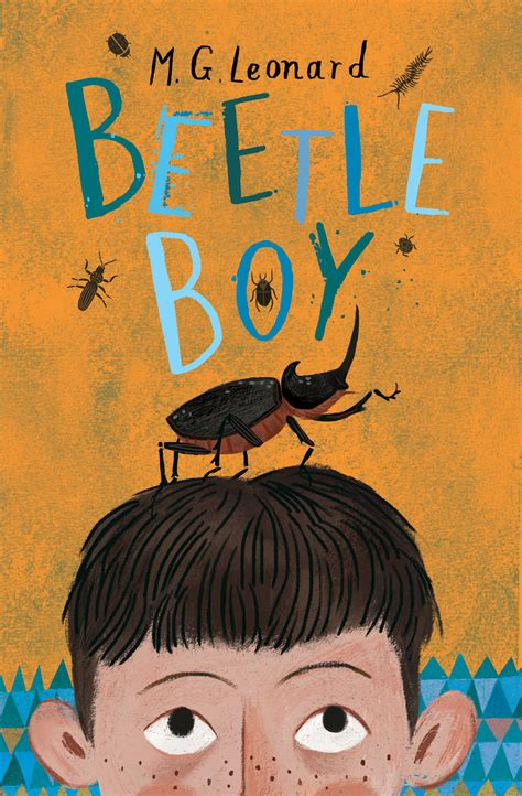 chicken house books beetle boy