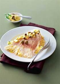 recette raie sauce beurre aux c 226 pres