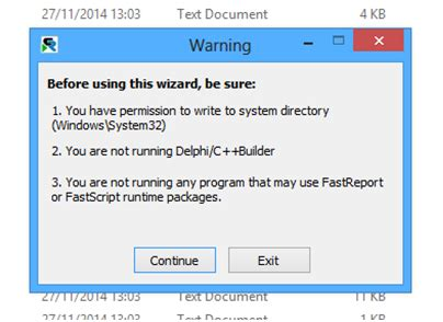 tutorial instal delphi 2010 cara install fastreport di delphi 2010 farihin s blog