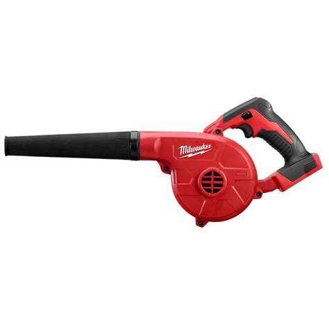 milwaukee m18 compact blower 0884 20 the home depot
