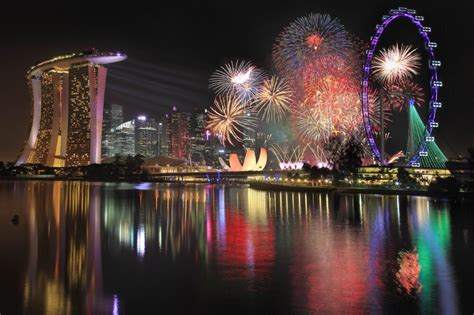 new year singapore fireworks 2016 best places in south east asia for new year