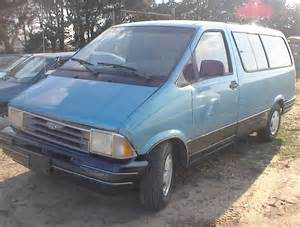 1993 ford aerostar service amp repair manual software