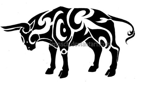 chinese ox tattoo designs zodiac ox by jennsch deviantart on