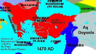Empire Ottoman Chronologie by Chronologie