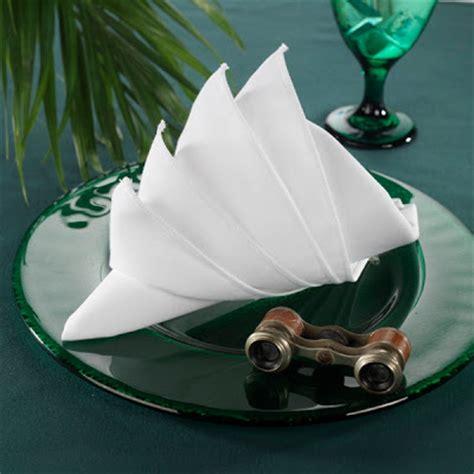 napkins more folds