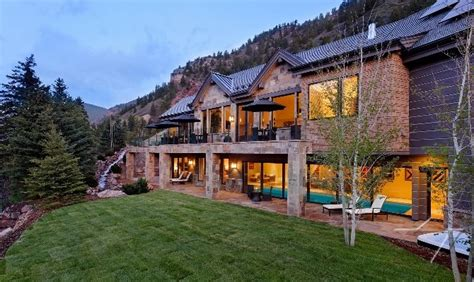 luxury homes for sale in aspen colorado luxury estate in aspen co the most expensive homes
