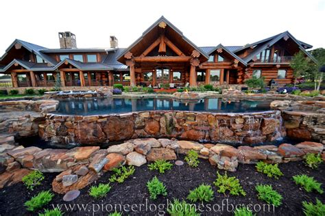 Custom House Plans view our gallery of custom log homes here