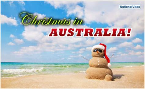 australian visitor visas apply now for christmas