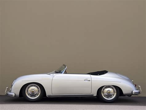 Porsche 356 Super Speedster by Porsche 356a 1600 Speedster Porsche Supercars Net