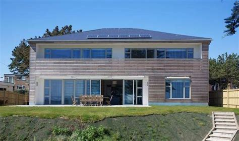 Home Design Express Llc 163 1 000 Sandbanks Home In Dorset Transformed Into 163 5m Solar
