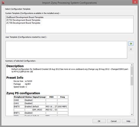 quick tutorial on xml zybo quick start tutorial
