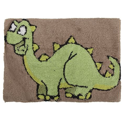 mucky fingers childrens boys dinosaur design bedroom floor