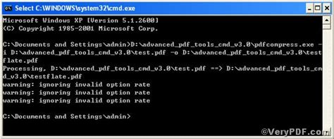 compress pdf command line use flate compression to reduce pdf size verypdf