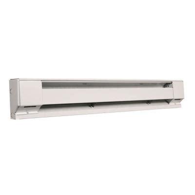 baseboard heater wattage king electric 48 in 1000 watt 120 volt portable baseboard