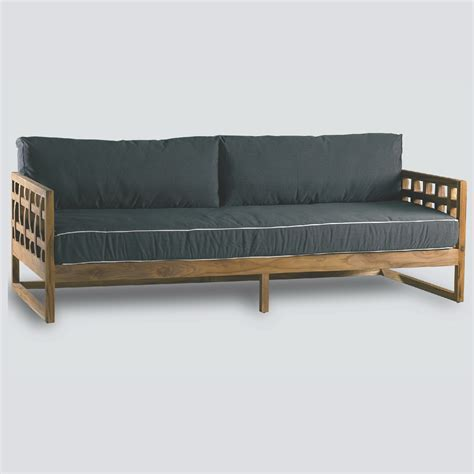 bench sofas kikapu bench sofa outdoor box living bedroom designs