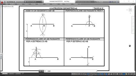 tavole geometriche tavola 2 costruzioni geometriche benvenuti su ttrg1at