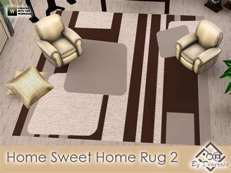 home sweet home rug devirose s home sweet home rug 2