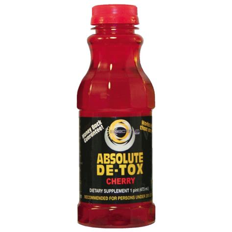 Does Absolute Detox Drink Work absolute detox chronic glass
