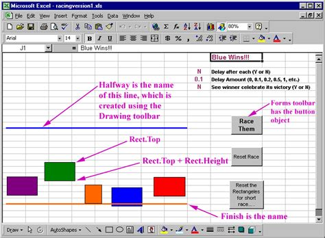 excel gui layout excel assignment