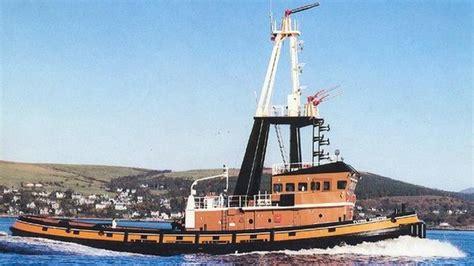 tugboat girting clydeport fined 163 650 000 after flying phantom tug deaths