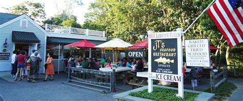 cape cod restaurant jt s seafood restaurant route 6a brewster cape cod