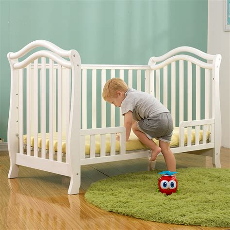 America Crib Reviews by American Crib With Roller Baby Bed Bed Child Sofa Bed