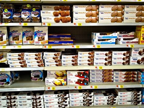 Twinkies Shelf by Twinkies Are Absent From Local Store Shelves But Selling