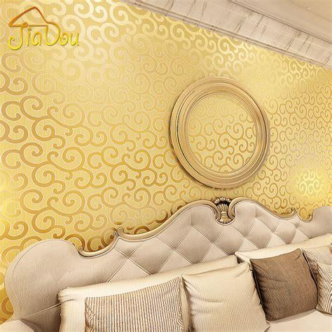 Goldfolie Decke by Goldenen Tapeten Kaufen Billiggoldenen Tapeten Partien Aus