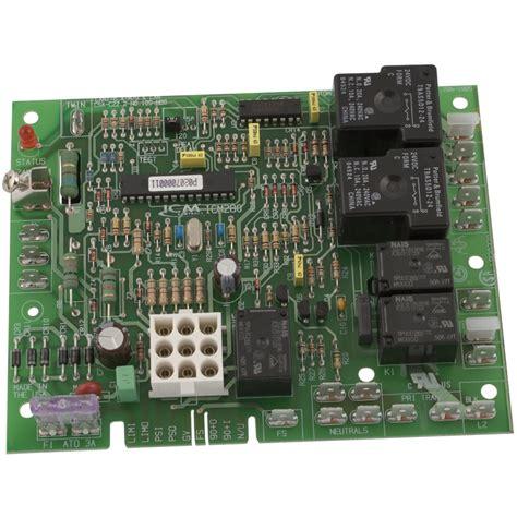 furnace circuit board replacement cost icm280 furnace board goodman b18099 xx icm