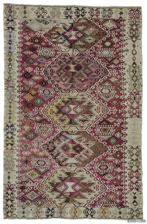 vintage kilim rug k0010254 green antique reyhanli kilim rug